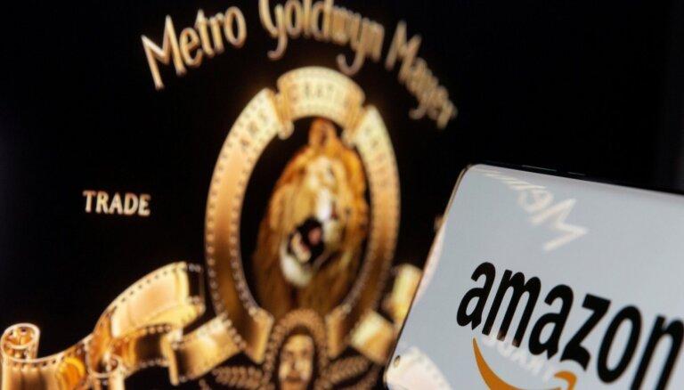 'Amazon' iegādāsies kinokompāniju MGM