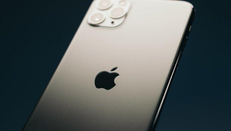 Apple позволит пользователям разблокировать iPhone, не снимая маски