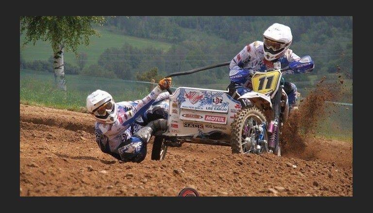 Motokrosists Lauris Daiders pieķerts dopinga lietošanā