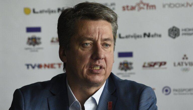 Витолиньш подписал новый полноценный контракт со сборной Латвии
