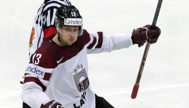 Галвиньш не сможет помочь сборной Латвии в оставшихся матчах чемпионата мира