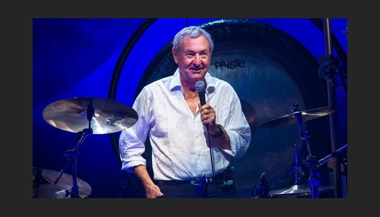 Igaunijā uzstāsies viens no 'Pink Floyd' dibinātājiem – Niks Meisons