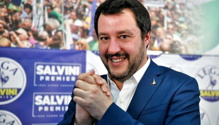 Itālijas jaunais parlaments, visticamāk, nespēs atrisināt valsts samilzušās problēmas, uzskata Skudra