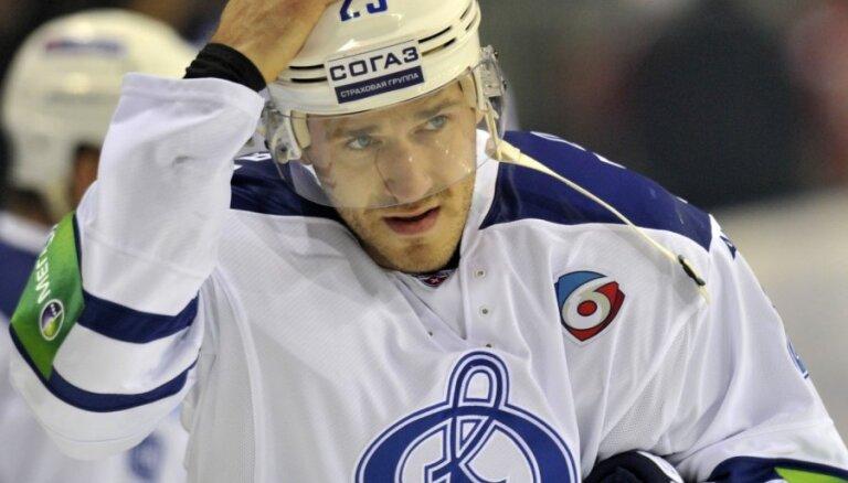 Karsumam vārtu guvums KHL mačā
