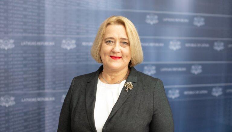 Latvijas Zinātnes padomes direktores amatam virza Gitu Rēvaldi