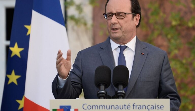 Olands aicina Eiropu pastiprināt drošību