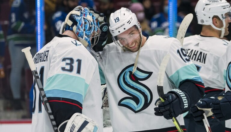 Lielā iespēja, ko izmantojuši arī latvieši. Sietla noslēdz NHL paplašināšanās pusgadsimtu