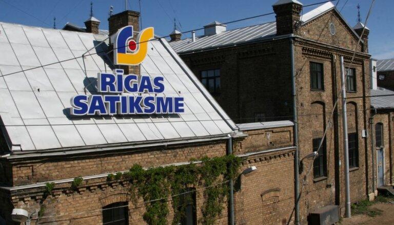 de facto: деньги Rīgas Satiksme поступают на счета лиц, связанных с ЦС и ЧСР