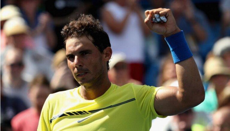 Nadals atgriežas ATP ranga līderpozīcijā; Gulbis zaudē divas vietas