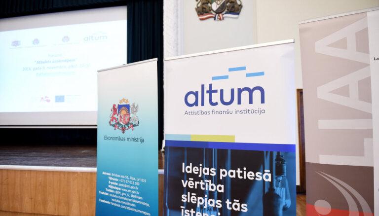 'Altum' piedalīsies viena miljarda eiro lielā investīciju fondā infrastruktūras attīstībai