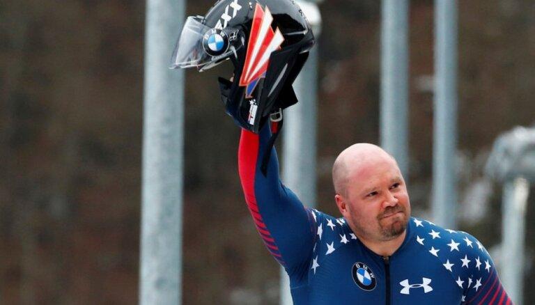 Названа причина смерти неожиданно скончавшегося олимпийского чемпиона по бобслею