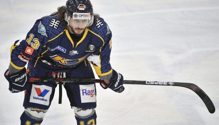 'Kurbada' hokejisti OHL mačā pārliecinoši uzvar 'Mogo'