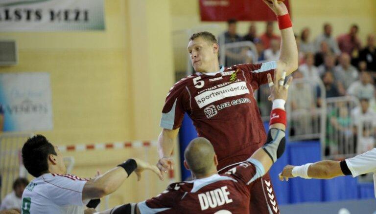 Latvijas handbola izlase uzsāk pasaules čempionāta atlasi