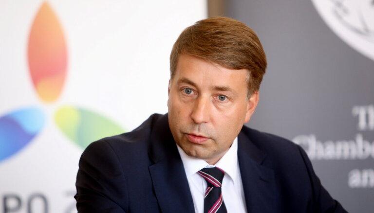 ZZS frakciju Saeimā vadīs Uldis Augulis
