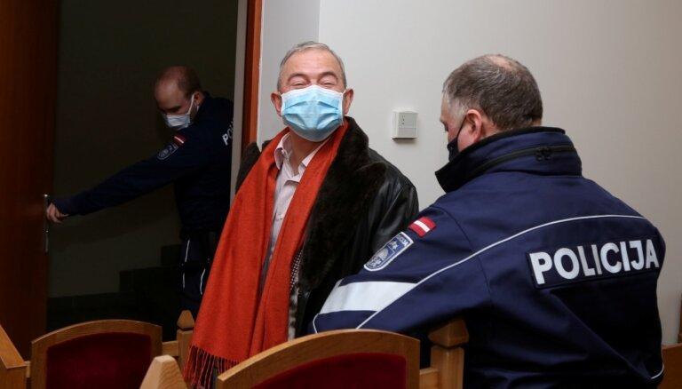 Lemberga krimināllietā pilnais spriedums gaidāms pirms Jāņiem