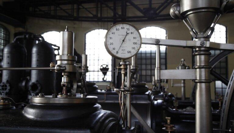 Rīgas centralizētās ūdensapgādes vectētiņš – ūdens sūkņu stacija 'Baltezers'