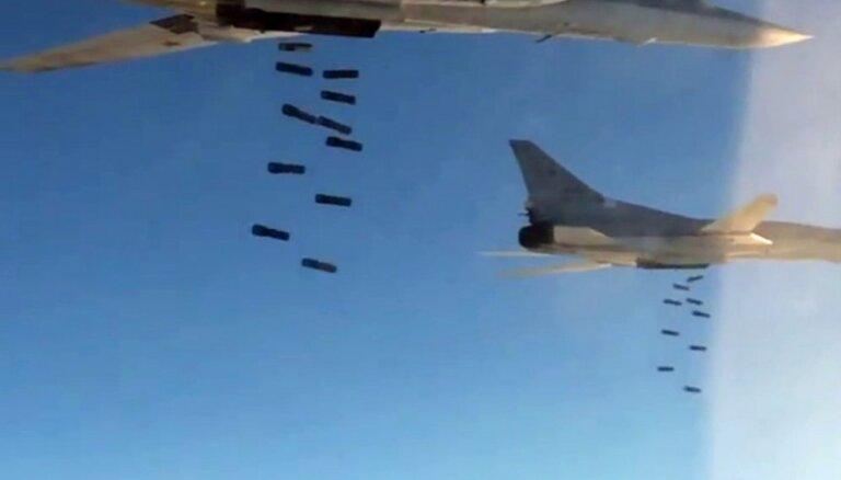 ВКС России наносят удары по объектам в провинции Идлиб