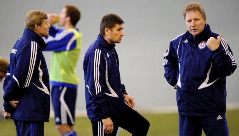Starkovs: trenera darbā Pahars var sasniegt daudz, tikai viņam nevajag traucēt