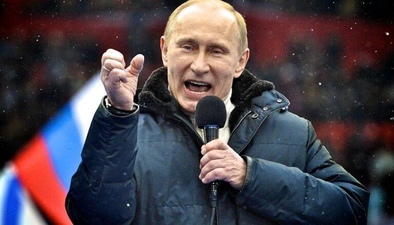 Эксперты: после возвращения Путина отношения обострятся