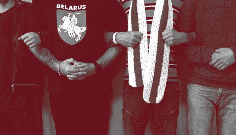 Atskatoties uz aizejošo. Baltkrievu bēgļi solīto statusu un darbu gaida līdz pat pusgadam
