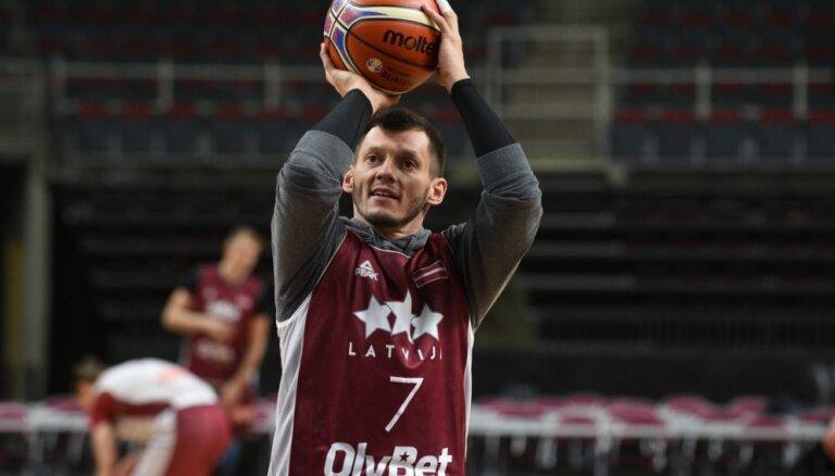Blūms: izlases kontekstā mums nav izdevīgi, ka Latvijas prece ir pieprasīta Eirolīgā un NBA
