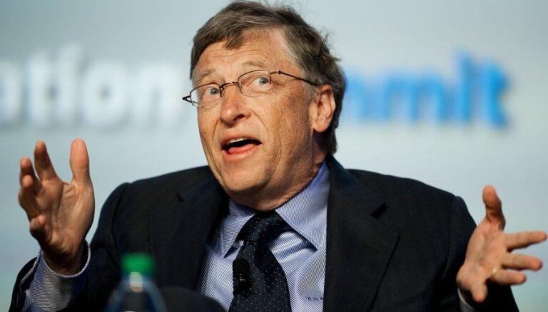 Билл Гейтс к 30 годам заработал в 350 раз больше, чем ожидал
