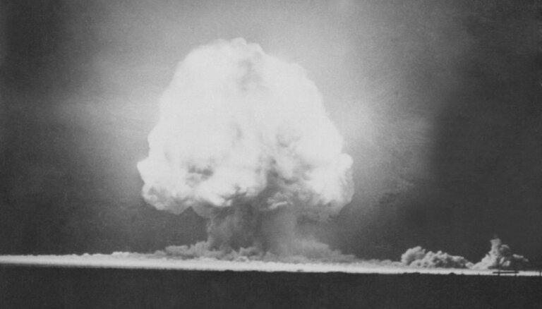 """""""Росатом"""" опубликовал рассекреченные документы по первой советской ядерной бомбе"""