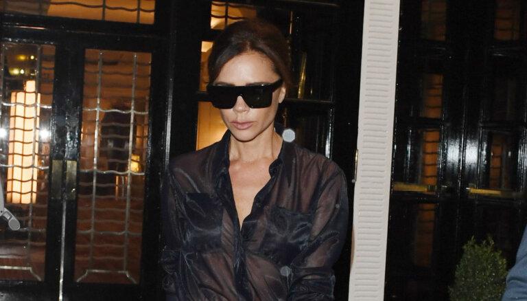 Виктория Бекхэм получила миллион фунтов за отказ петь в Spice Girls