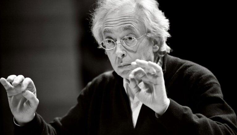 Amsterdamas Karaliskais 'Concertgebouw' orķestris Rīgā spēlēs Filipa Herevēges vadībā