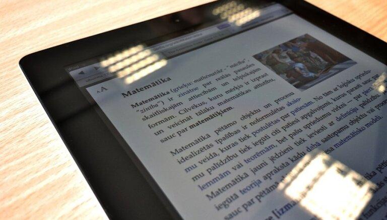 RD departaments 'iPad3' iegādājies 'ātrai informācijas apritei un operatīvai rīcībai'