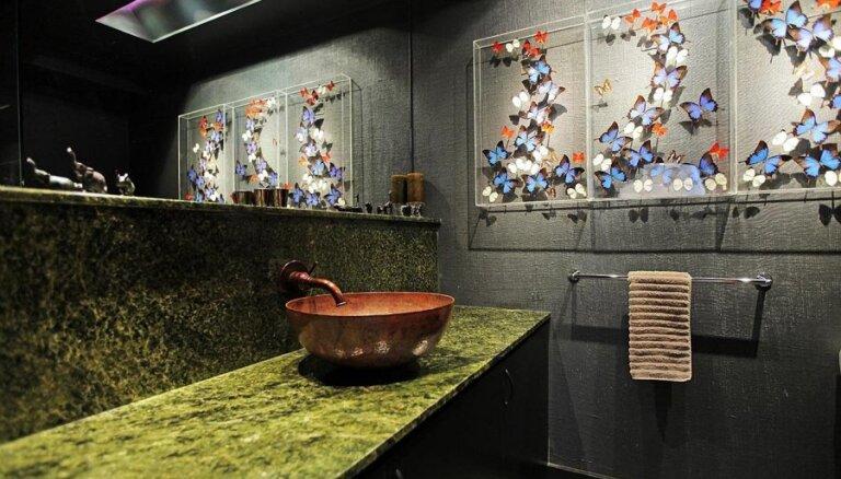 Foto: Atturīgā elegance Skārletas Johansones mājās