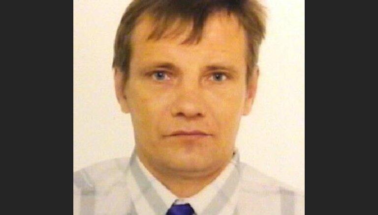 Policija meklē bezvēsts pazudušo Ilmāru Gaili
