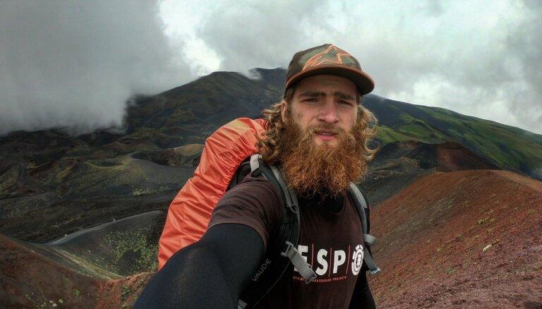 Dēkainis un ceļotājs Nils: es gribu dzīvot un riskēt