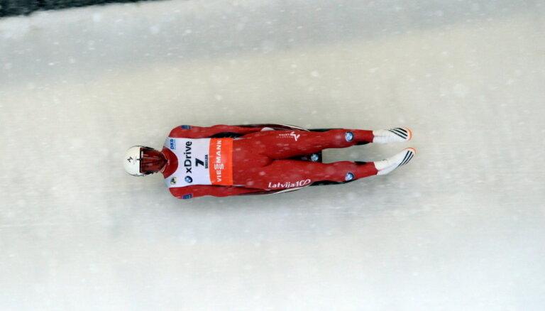 Pasaules kausa posmam Vistlerā kvalificējušies visi Latvijas sportisti