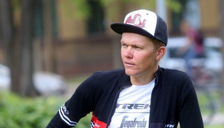 Gada sportista balvas nominants Skujiņš: Briedis ir pelnījis uzvarēt