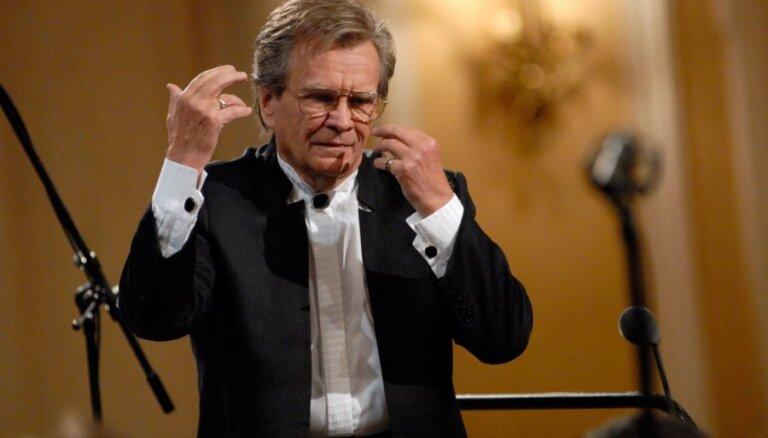 'Mana ideālā orķestra skaņa ir dziedoša'. Saruna ar diriģentu Vladimiru Fedosejevu