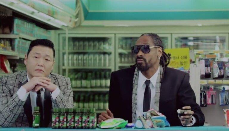 ВИДЕО: Новый хит Интернета от корейца PSY - песня про похмелье