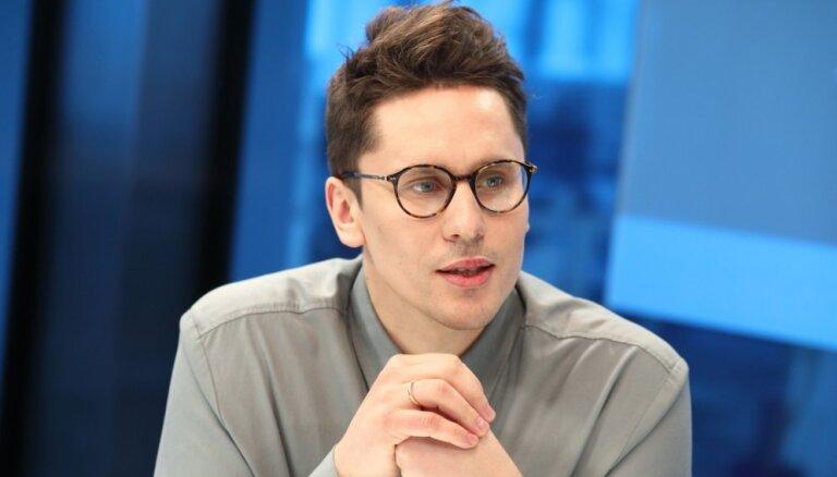 Šipkēvics par 'Eirovīziju': nedrīkst pārvērtēt konkursa nozīmi globālajā mūzikas tirgū