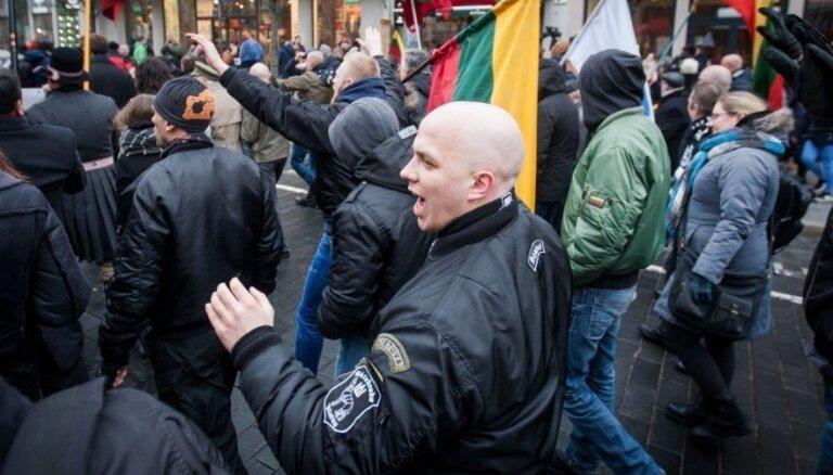 """""""Литва — для литовцев"""": около тысячи человек участвовали в шествии народников"""