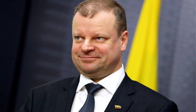Премьер Литвы: латыши нам не братья, а конкуренты