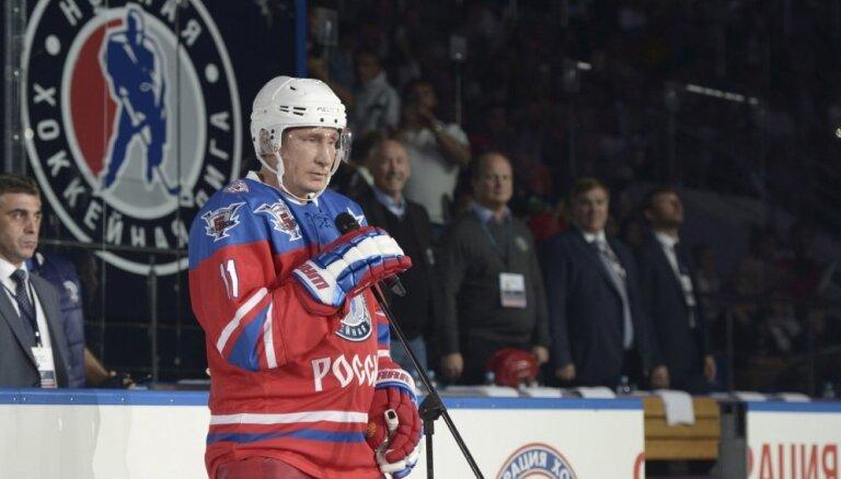 Путин издал поручение о прекращении оттока российских хоккеистов в Америку