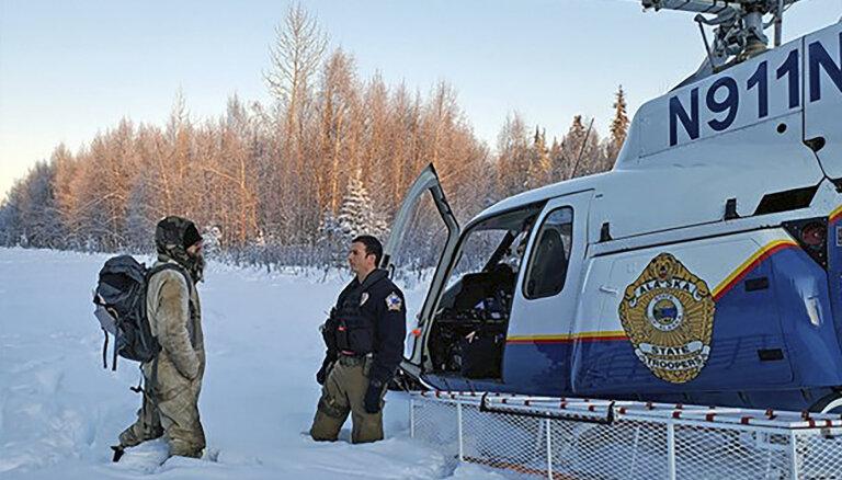 ВИДЕО. Снежный Робинзон: человек 23 дня провел на морозе и выжил. История спасения