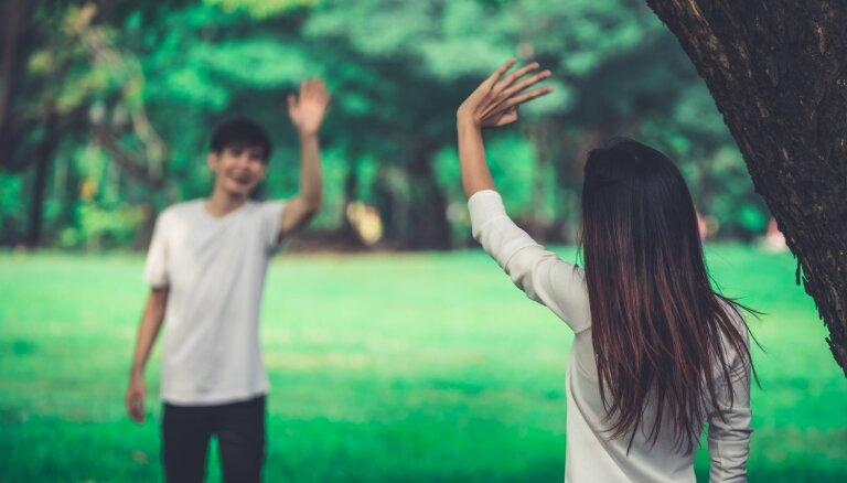Pieci draugu tipi, kuriem teikt ardievas