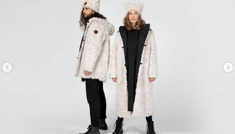 ФОТО. Экологично и модно: как выглядят пальто, шубы, куртки и шляпы из конопли