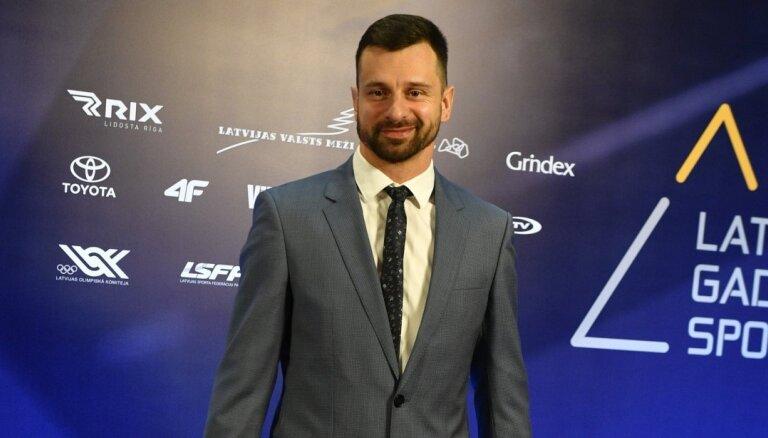 Dukurs arī 'Sporta Avīzes' vērtējuma atzīts par gada labāko sportistu
