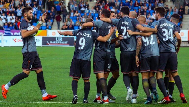 'Riga' UEFA Eiropas līgas 'Play-off' kārtas spēli varēs aizvadīt 'Skonto' stadionā