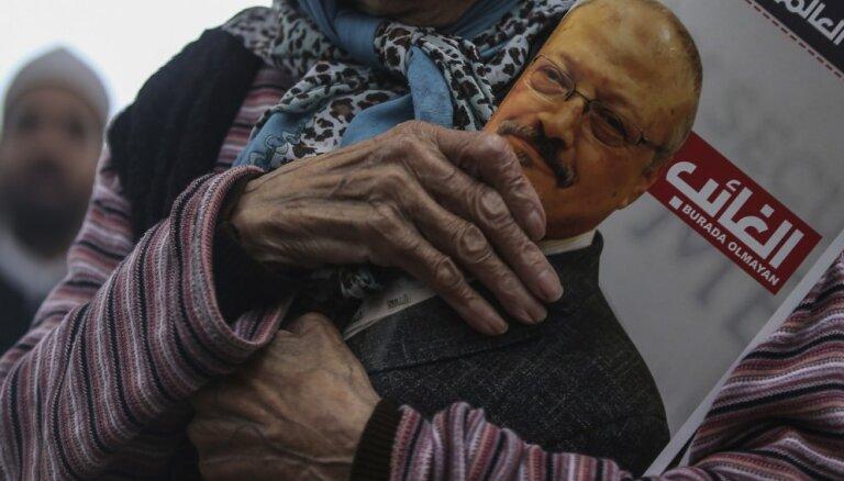 Hašogi slepkavība: 18 saudarābu pilsoņiem aizliegts iebraukt Šengenas zonā
