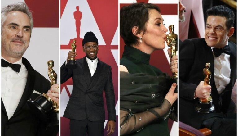Pasniegtas 'Oskara' balvas. Labākā filma – 'Ceļvedis'