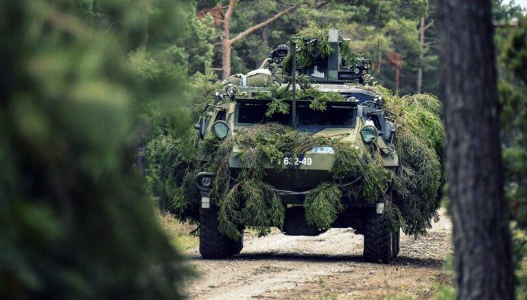 Somu 'Patria' aicina latviešus kopā ražot bruņumašīnu Latvijas armijai