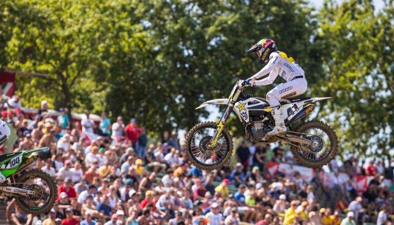 Jonass izcīna piekto vietu Itālijas 'Grand Prix'